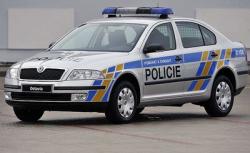 Hi-tech vybavení pro policisty: auta našlapaná elektronikou