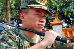 Výcvikové projekty ESP v Číně