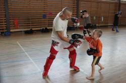 Police MMA gym Praha pořádá letní kemp