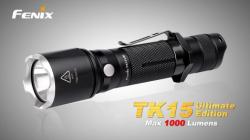 Recenze svítilny Fenix TK 15 Ultimate Edition
