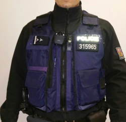 Nosný systém pro pořádkové policisty