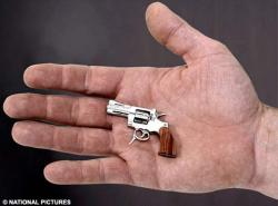 Nebezpečné nejsou zbraně, ale lidé