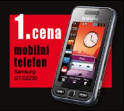 Fotografická soutěž o mobilní telefon