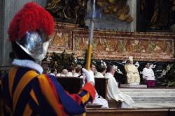Švýcarská garda – papežovi hlídací psi