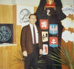 Alois Staňa: Z Čech až na začátek světa