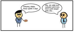 Komiks na Policista.cz