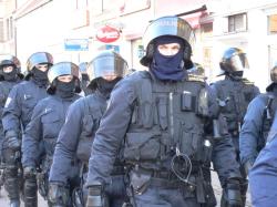 Policie: Víkend plný práce