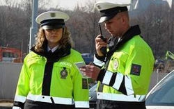 Dopravní policie chce vlastní logo
