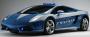 Italské policejní Lamborghini | Foto: auto-news.cz