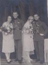 Když už četnická svatba, tak pouze ve vycházkové uniformě