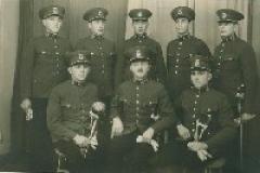Lichtenštejnská policie v roce 1933