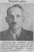Kolaborant František Policar