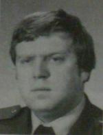 Nadporučík Milan Bartošek