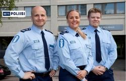 Finská virtuální policejní jednotka