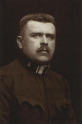 Josef Šustr v roce 1919 v Plzni