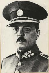 Generál Josef Ježek, svého času nejvyšší velitel četníka Bohumila Hoška