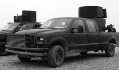 Gun-truck