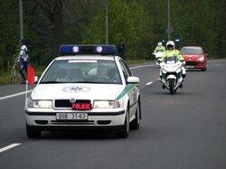 Pamatujete ještě zelené pruhy na vozidlech ze své služby?