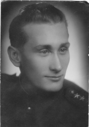 Praporčík Alois Staňa