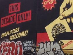 I s pomocí graffiti lze bojovat se zločinem