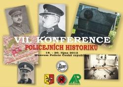 Pozvánka na VII. konferenci policejních historiků