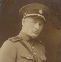Strážmistr Ludvík Svoboda - pozdější pražský kriminalista