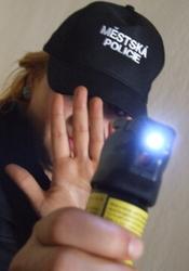 Tornádo u obecní policie