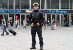 V Kolíně nad Rýnem slouží u policie i UFC zápasník Nick Hein