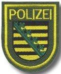 Znak saské policie
