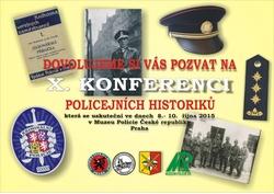 X. konference policejních historiků