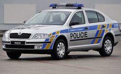 nový policejní vůz