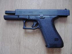 Glock 17 - zbraň, ze které se v případu střílelo