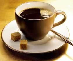 šálek dobré kávy