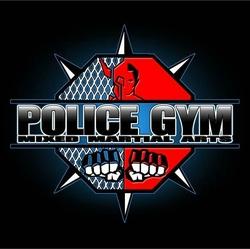 Police MMA gym Praha
