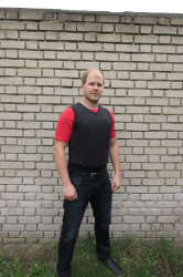 Balistické tričko CZ 4M Spirit na figurantovi