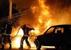 Nepokoje ve Francii 2007