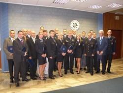 Policisté z EURA