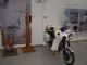 Motocykl východoněmecké Volkspolizei