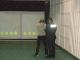 Poté, co instruktor vyřešil rvačku trojitým zastřelením útočníka, se ke slovu dostali i účastníci kolokvia.