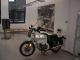 Součástí výstavy byly i policejní motocykly v proměnách času
