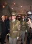 Příchod čestné stráže se státní vlajkou