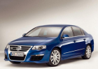 Policejní stíhačky: vítězem Volkswagen Passat R36