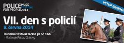 V Letňanech s policií