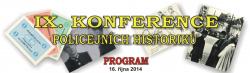 IX. Konference policejních historiků
