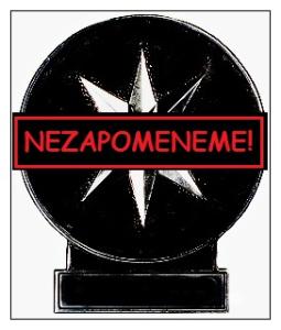 NEZAPOMENEME: Zdeněk Černý