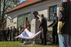 Pocta hrdinovi: V rodném domě Jana Kubiše bylo otevřeno muzeum