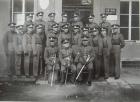 Z historie četnické stanice v Dolním Gruntě