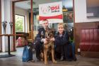 Ocenění Statečné psí srdce získal policejní ohař Polux