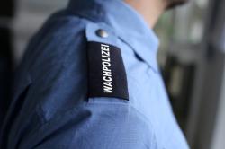 Saská Wachpolizei