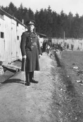Dozorce František Kánský v Letech u Písku